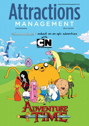 Attractions management issue 2 2016 by leisure media issuu page 1 fandeluxe Choice Image