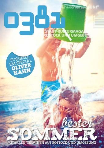 0381 – Dein StadtkulturMagazin für Rostock und Umgebung Juni 2016 by ...