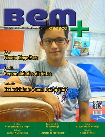 d0f734e76 Bem + Osasco - Edição 47 - Jun Jul 2016 by Revista Bem Mais Osasco ...