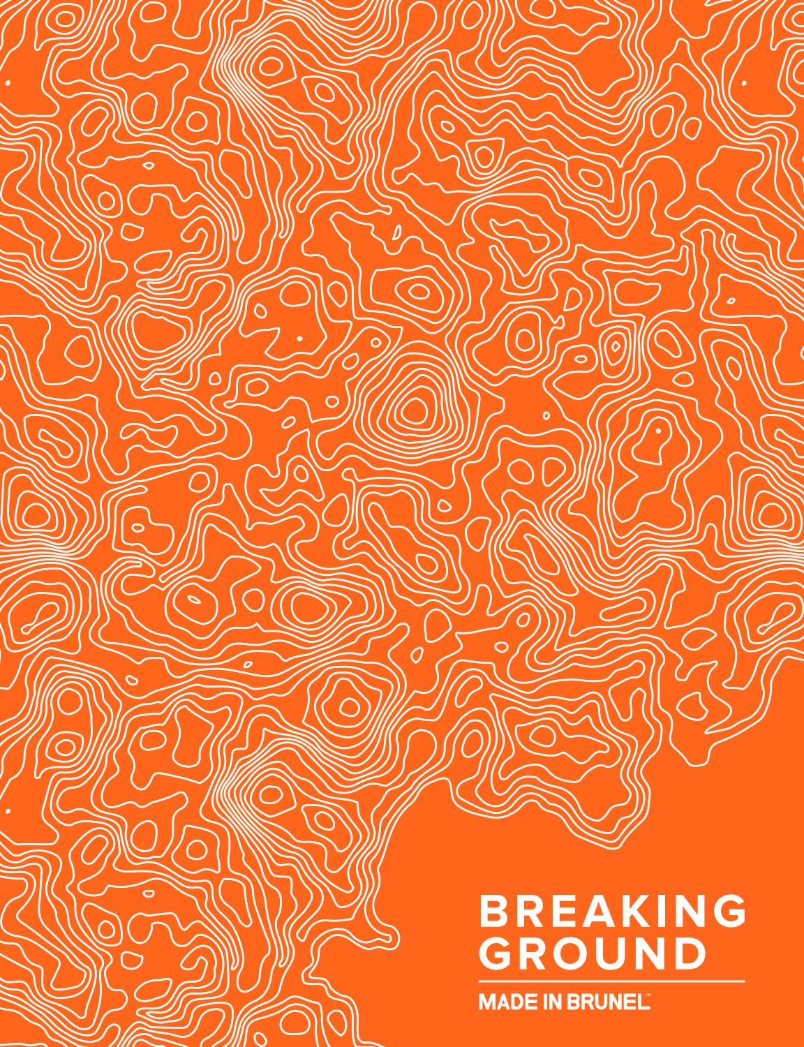 Made In Brunel 16 Breaking Ground By Jon Cooper Issuu Evolvable Hardware Lab 1 The Book Pages