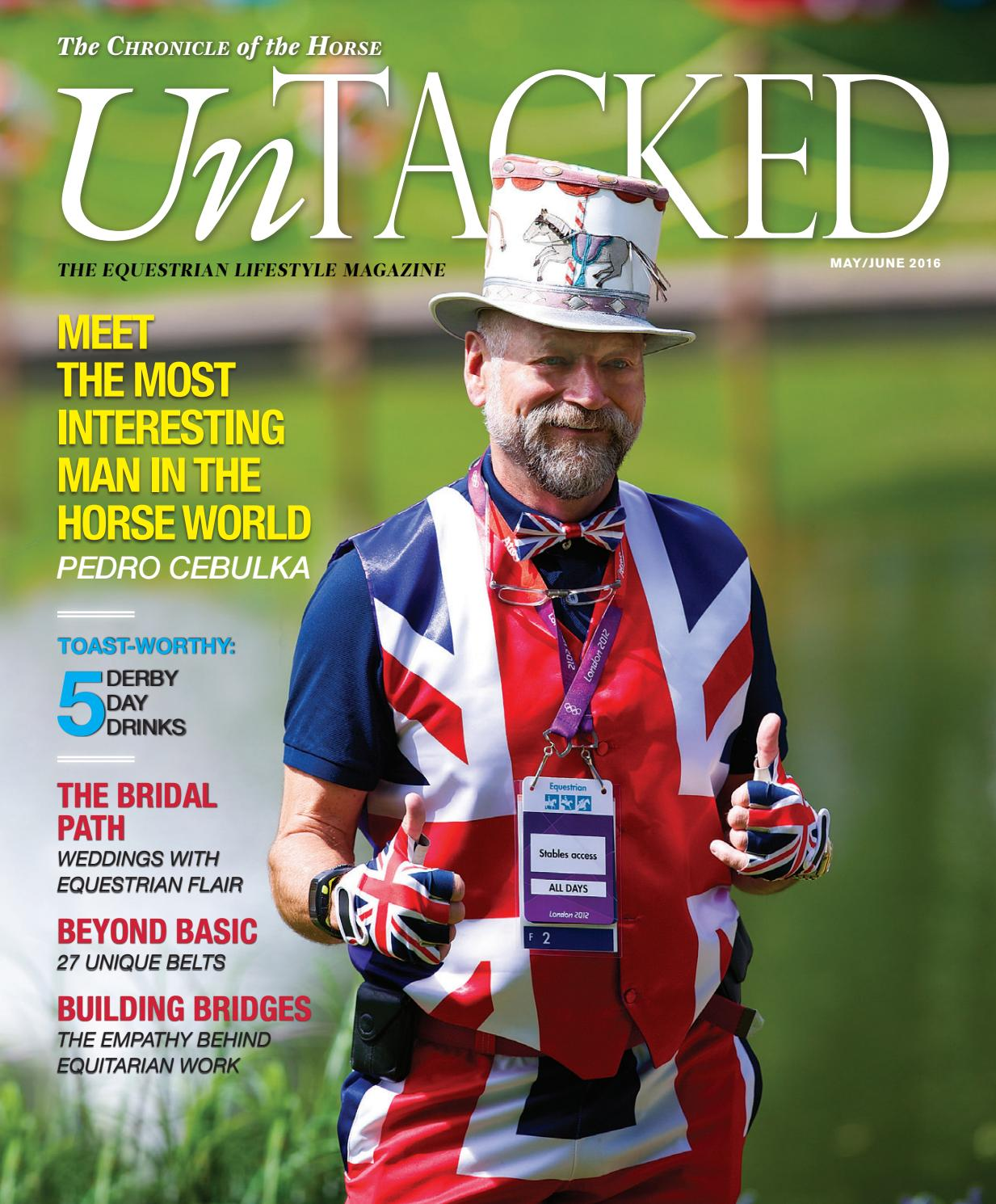 Untacked May June 2016 By Hrcs Issuu