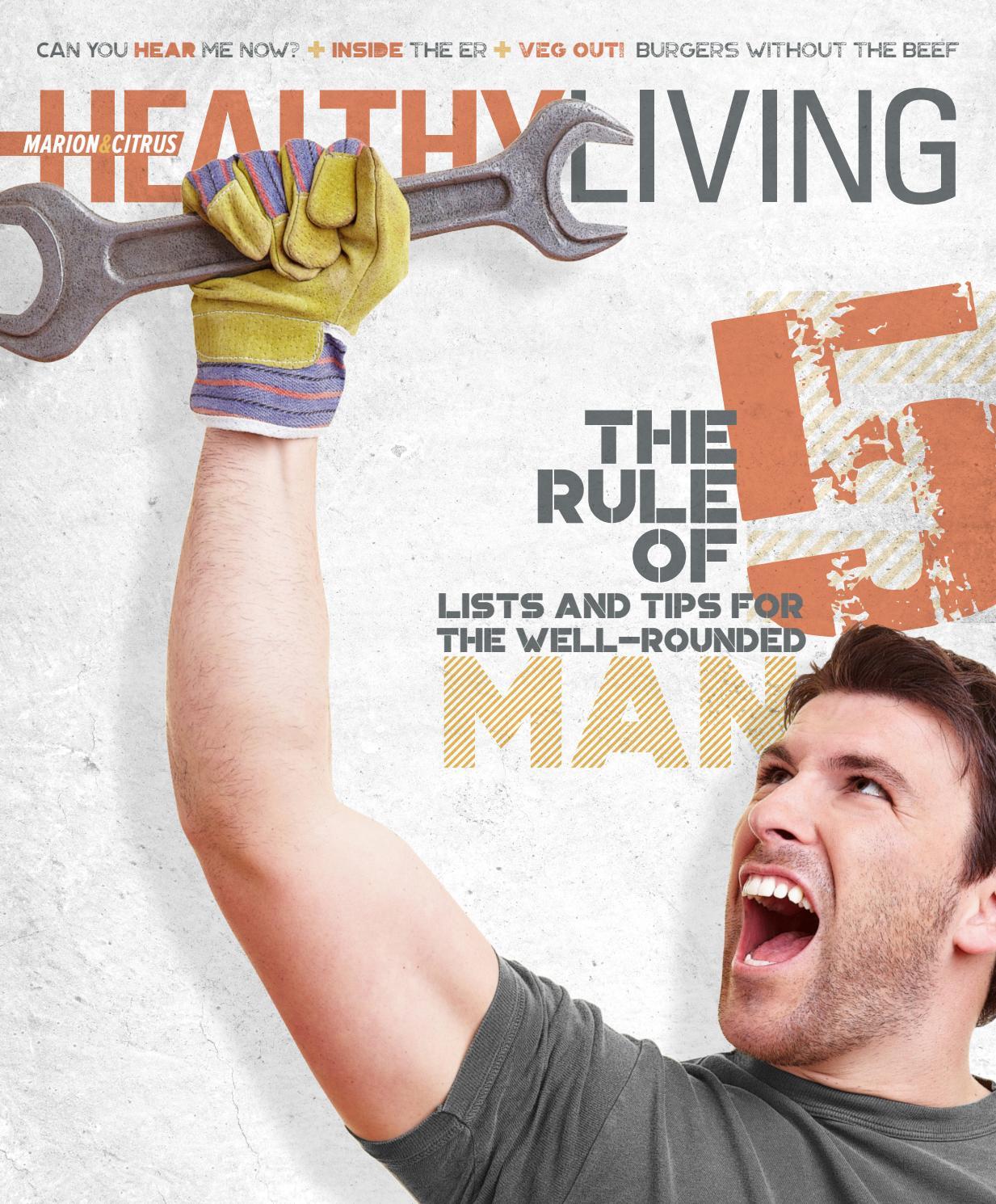 Healthy Living Magazines Jun'16 by Magnolia Media Company