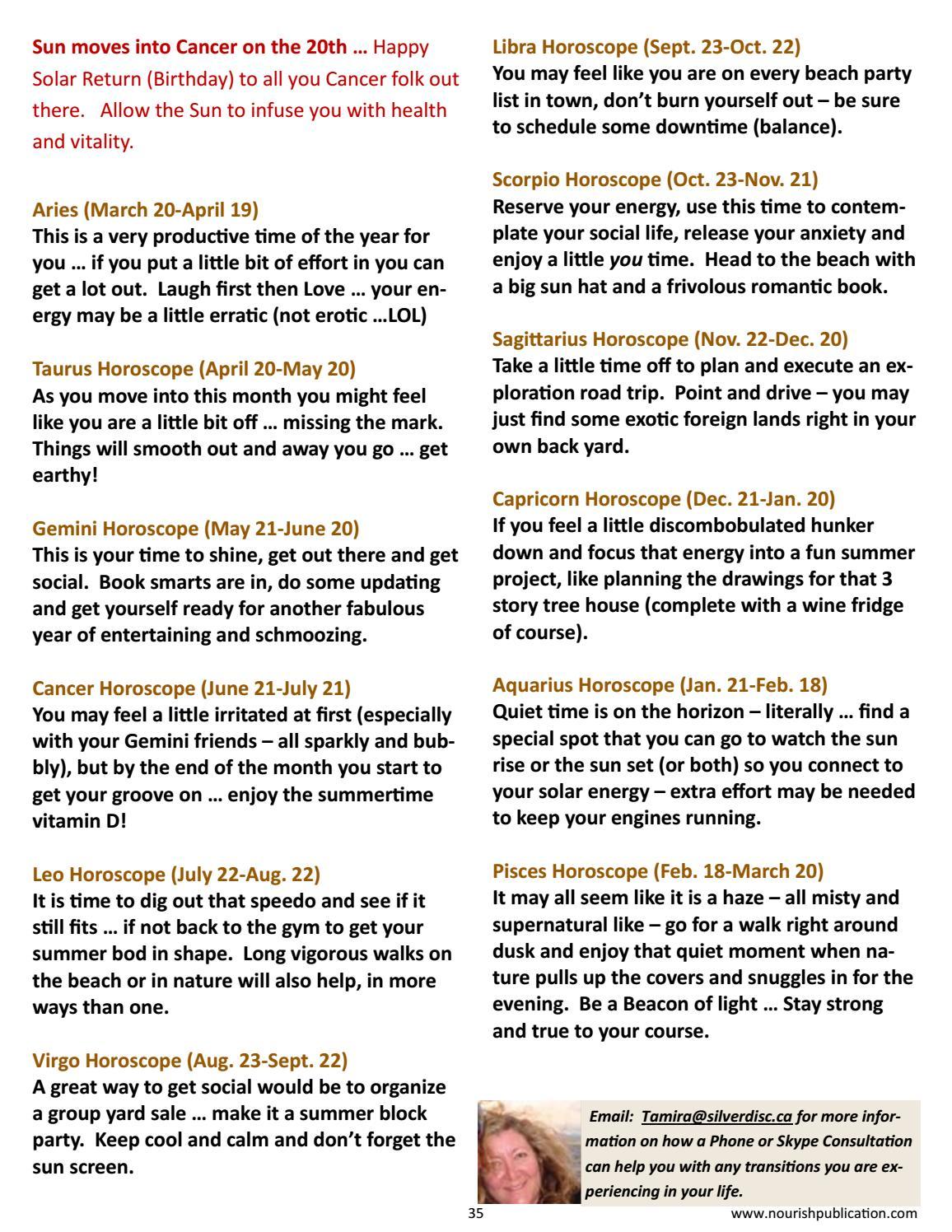 Libra Month Dates