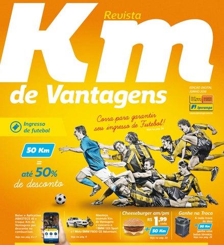6f9741baf4 Revista Km de Vantagens - Junho 2016 by Km de Vantagens - issuu