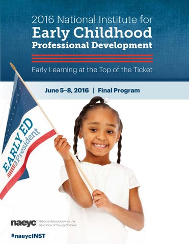 Naeyc 2017 annual conference program by naeyc issuu naeyc 2016 national institute for early childhood professional development final program malvernweather Image collections