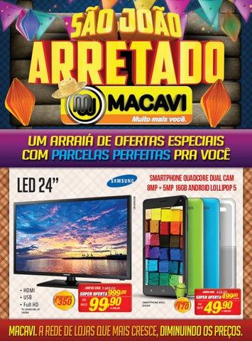 São João Arretado Macavi Ed  1 - Junho/16 by Macavi - issuu