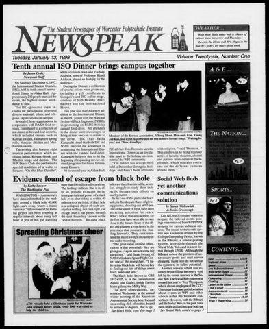 1998 v26 i1 by WPI Archives issuu