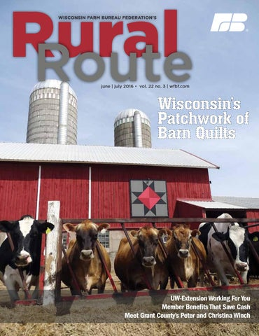 Rural Route by Wisconsin Farm Bureau - issuu