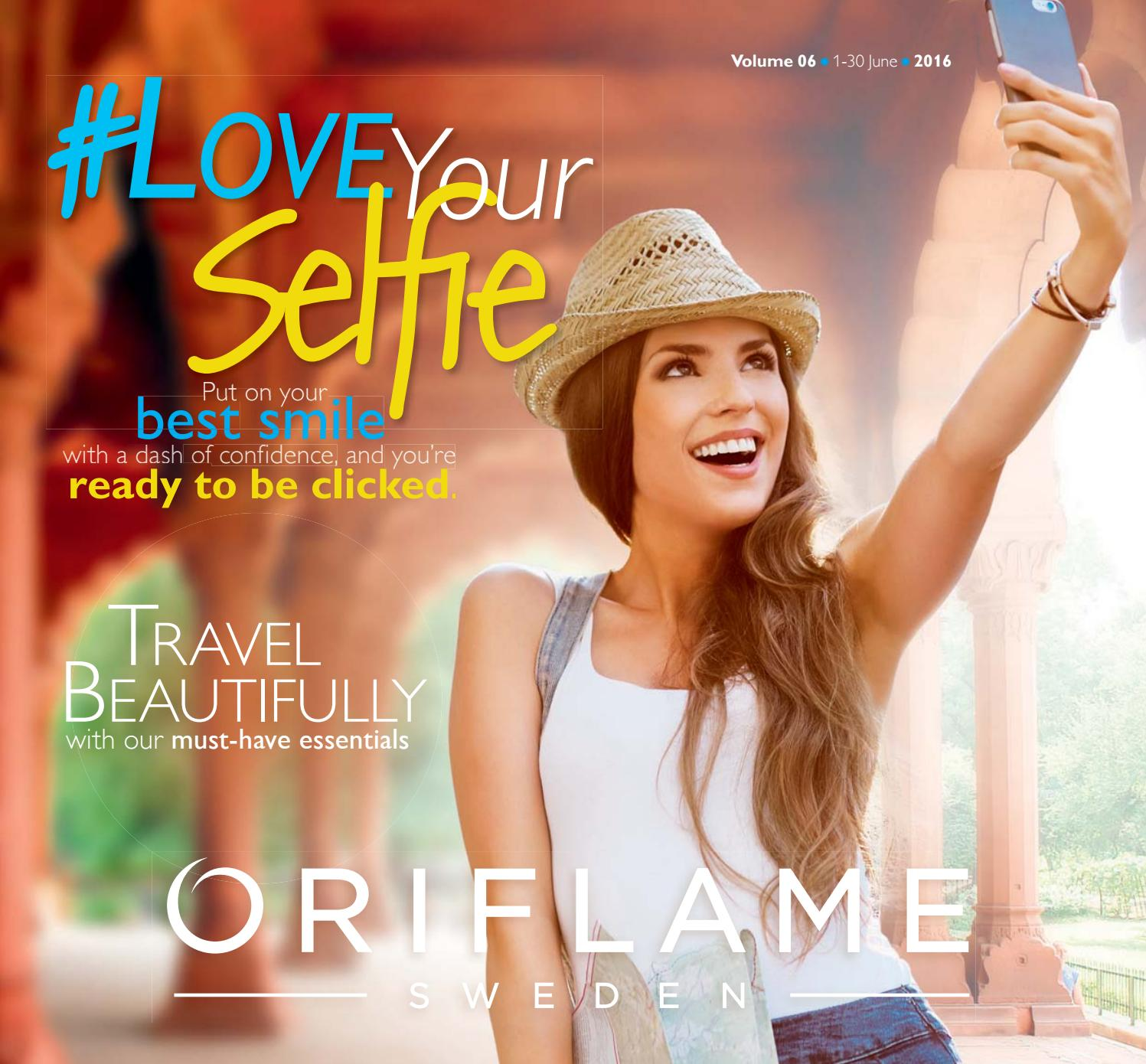 Oriflame India Online Catalogue 6 2016 By Reprezentant Produse Holiday Series Paris Im In Love 200ml Cosmetice Issuu