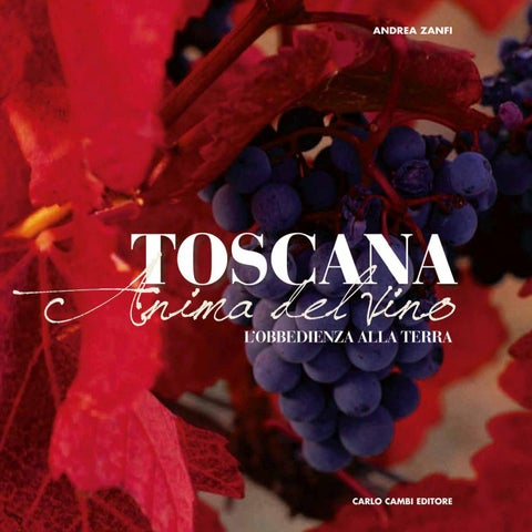 Toscana. Anima del vino by Andrea Zanfi Editore - issuu 70d1cde03d7
