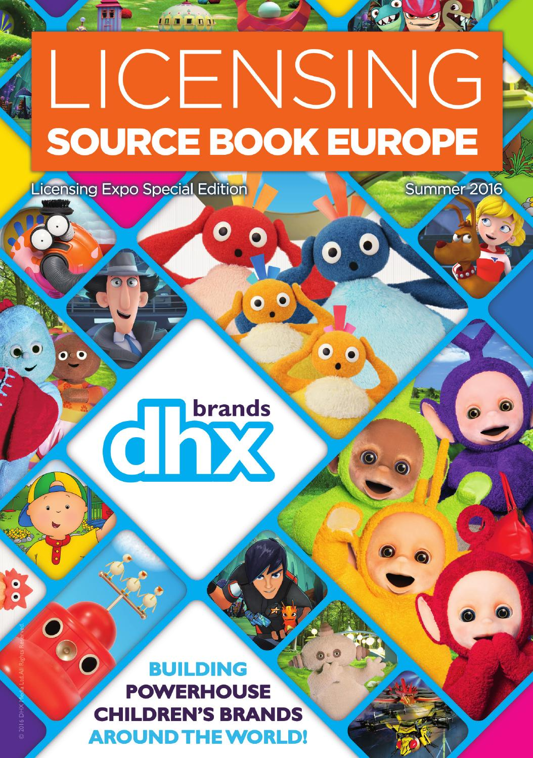 Licensing source book europe summer 2016 issue by max publishing licensing source book europe summer 2016 issue by max publishing issuu solutioingenieria Image collections