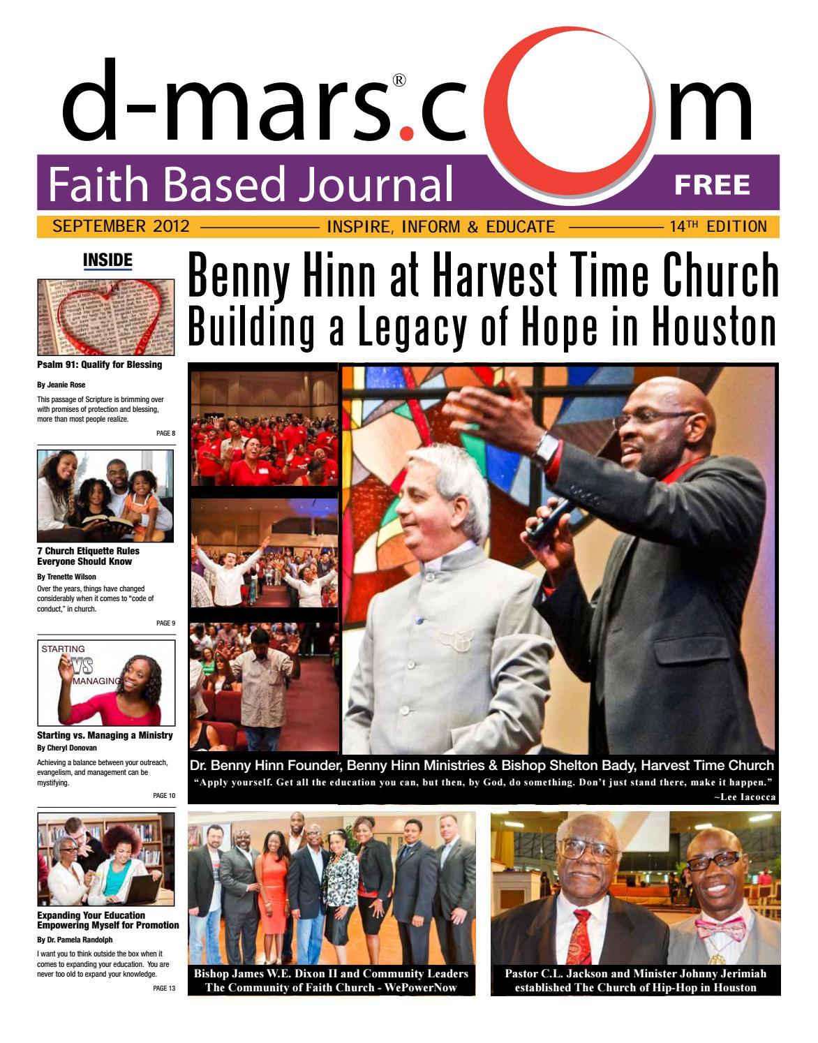 Faith Based Journal 14 by d-mars com - issuu