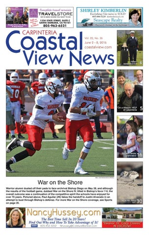 on sale 52a2a 9e69f CVN 060216 by Coastal View News - issuu
