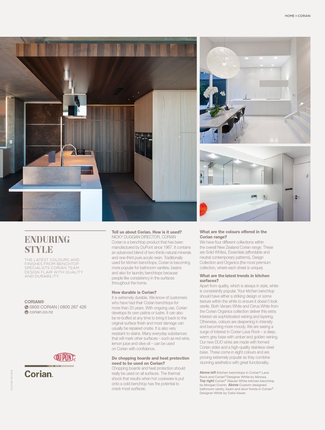 Corian Benchtop – Home Ideas Style Concepts For Garden Each