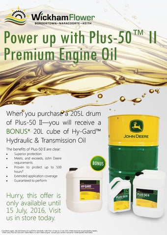 June Spare Parts Promotion by Paul Boston - issuu