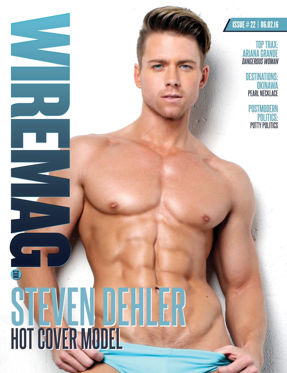 STEVEN SHAME - Model page
