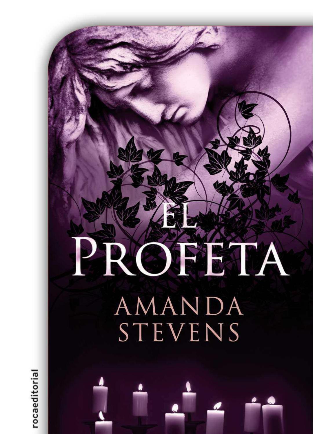 The Prophet by Amanda Stevens (The Graveyard Queen #3) - Español by ...