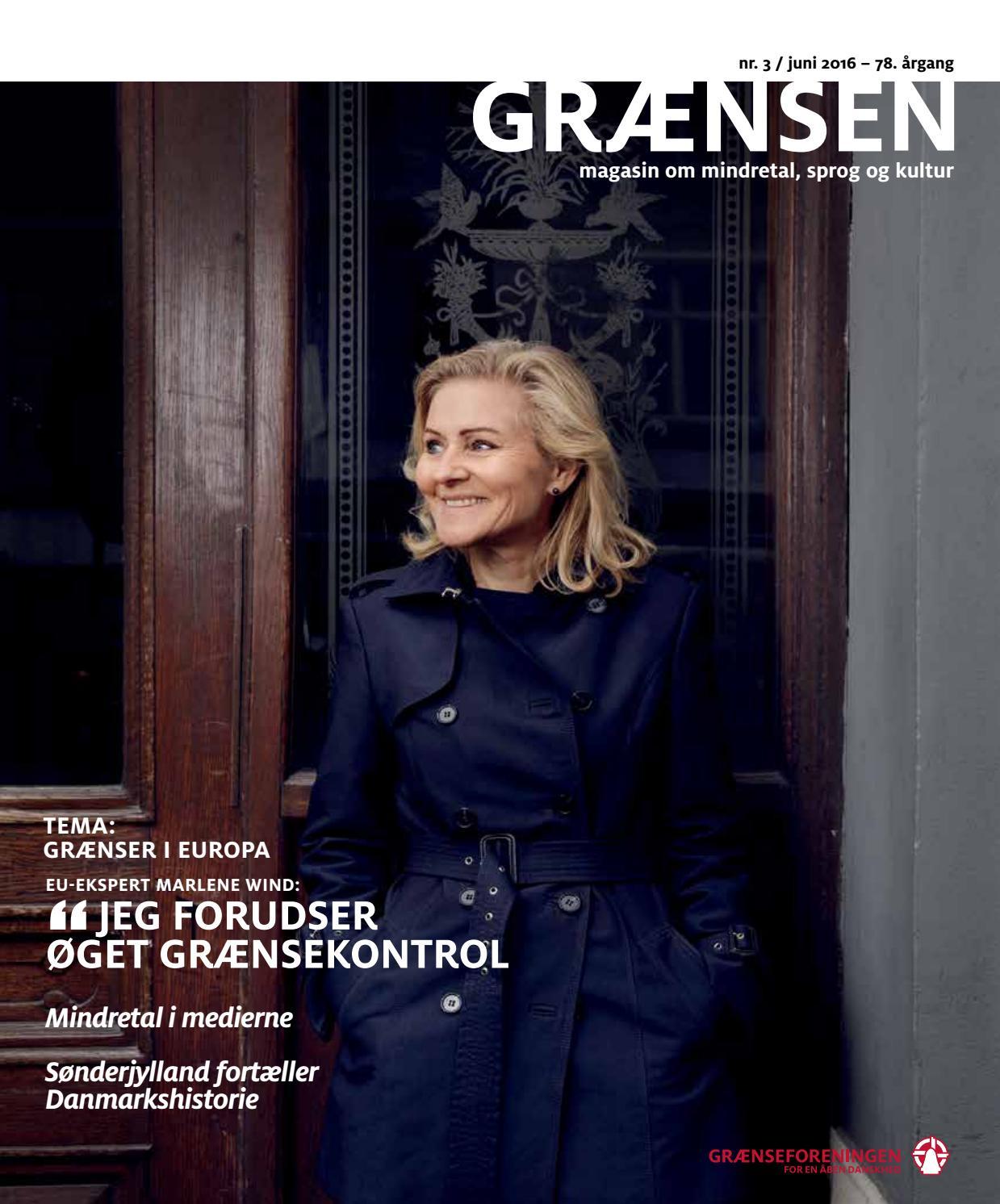 9ff17b1888b5 GRÆNSEN - magasin for mindretal