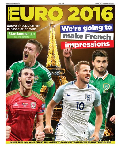 db408c734 02 june 2016 euro football guide by Taylor Newspapers - issuu