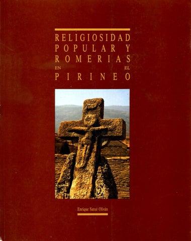 78b36e5d26c9 Religiosidad popular y romerías del Pirineo by Diputación Provincial ...