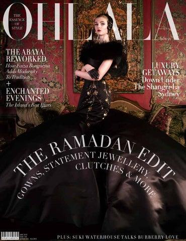 Ohlala Bahrain June 2016 by Ohlala Magazine - issuu