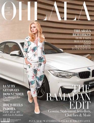 6fdaf64e469 Ohlala Qatar June 2016 by Ohlala Magazine - issuu