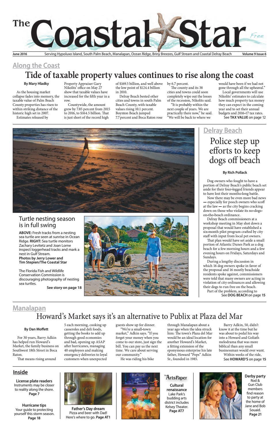 The Coastal Star June 2016 By The Coastal Star Issuu