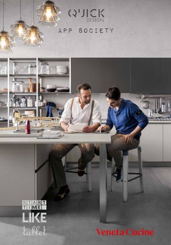 Cucina California Veneta Cucine Prezzi.Veneta Cucine New Collection By Fino Issuu