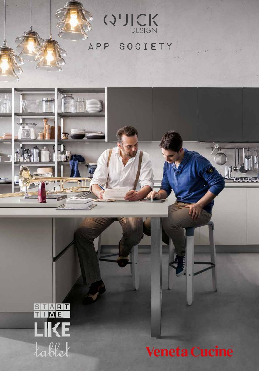Veneta cucine new collection by fino issuu for Mobilia cucine
