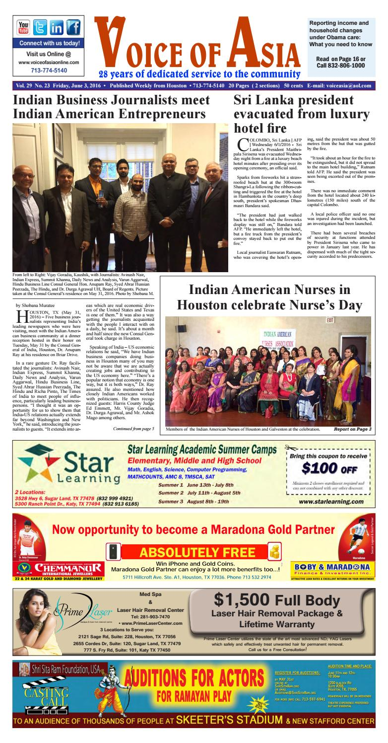 Voice of Asia E paper June 20 20 by VoiceOf Asia   issuu