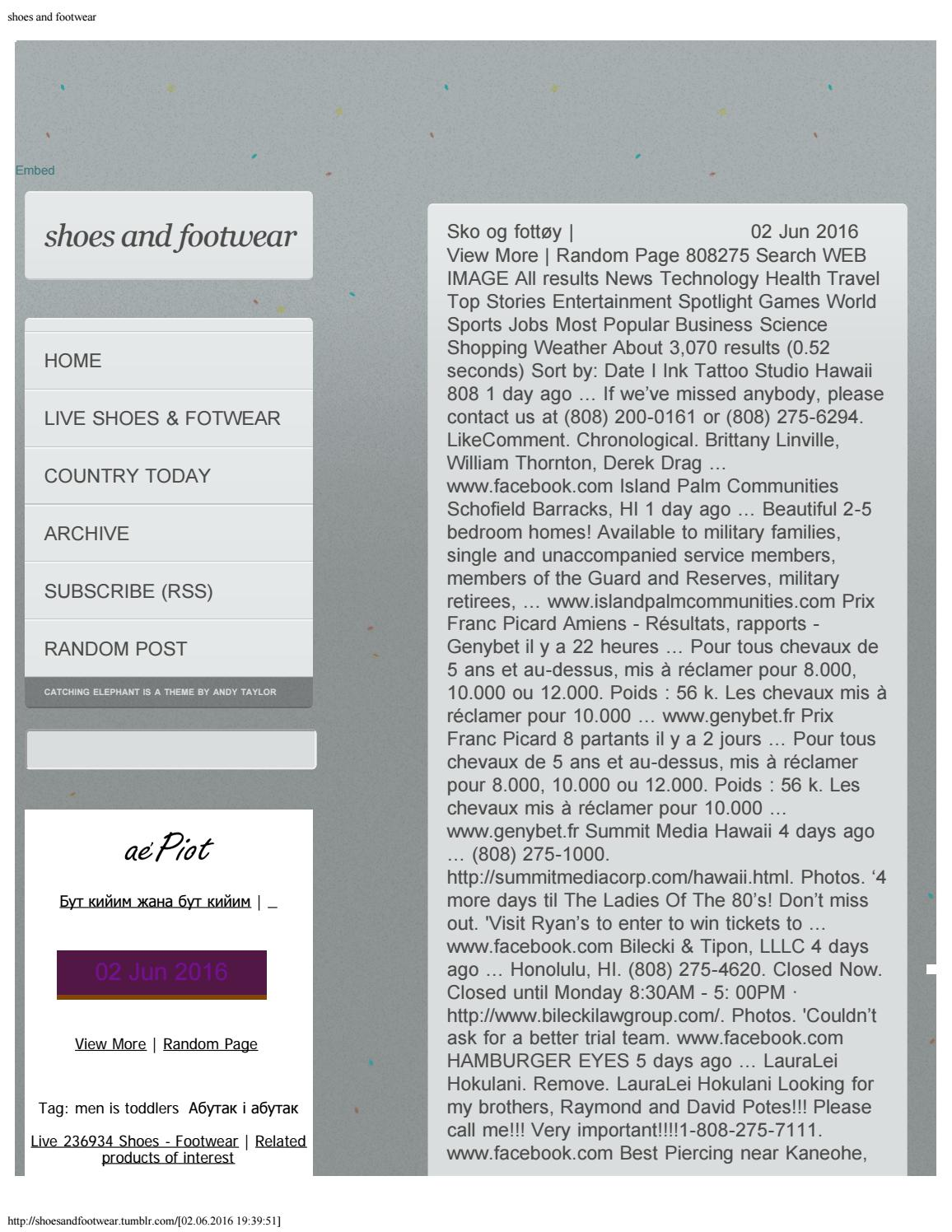 90bf10782ae15 Shoes and footwear by aePiot - issuu