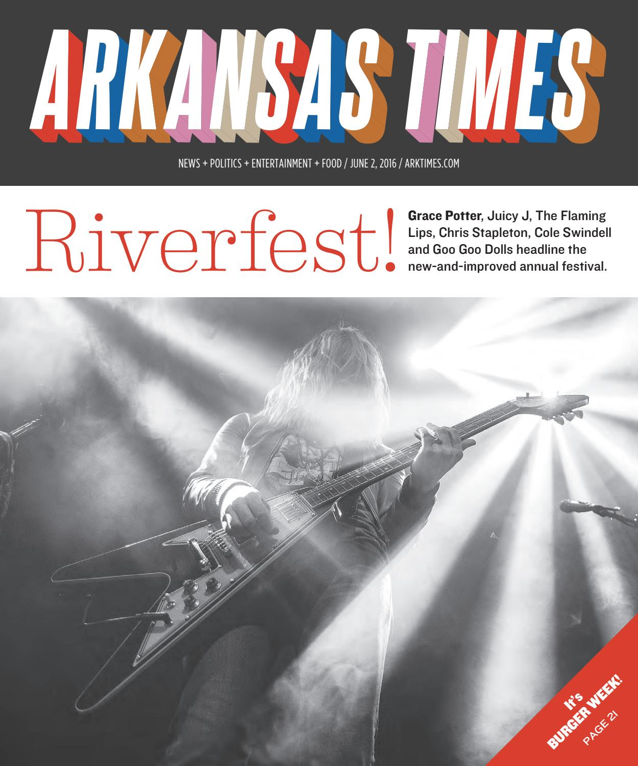Arkansas Times - June 2 2016 by Arkansas Times - issuu