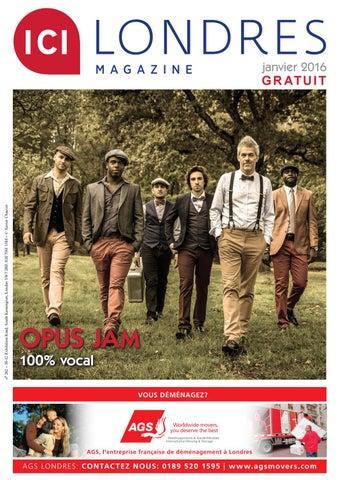 afc872102734cb Ici Londres Magazine Janvier 2016 by Magazine Ici Londres - issuu