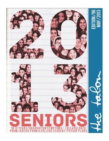 Ed. 96 - Senior by The Talon - issuu ba645feff6d