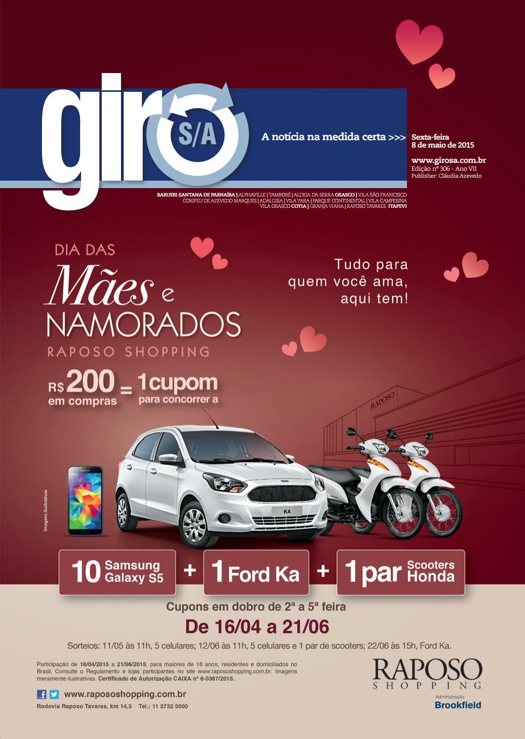 ced3cacc70f Edição - 306 by Giro S A - issuu