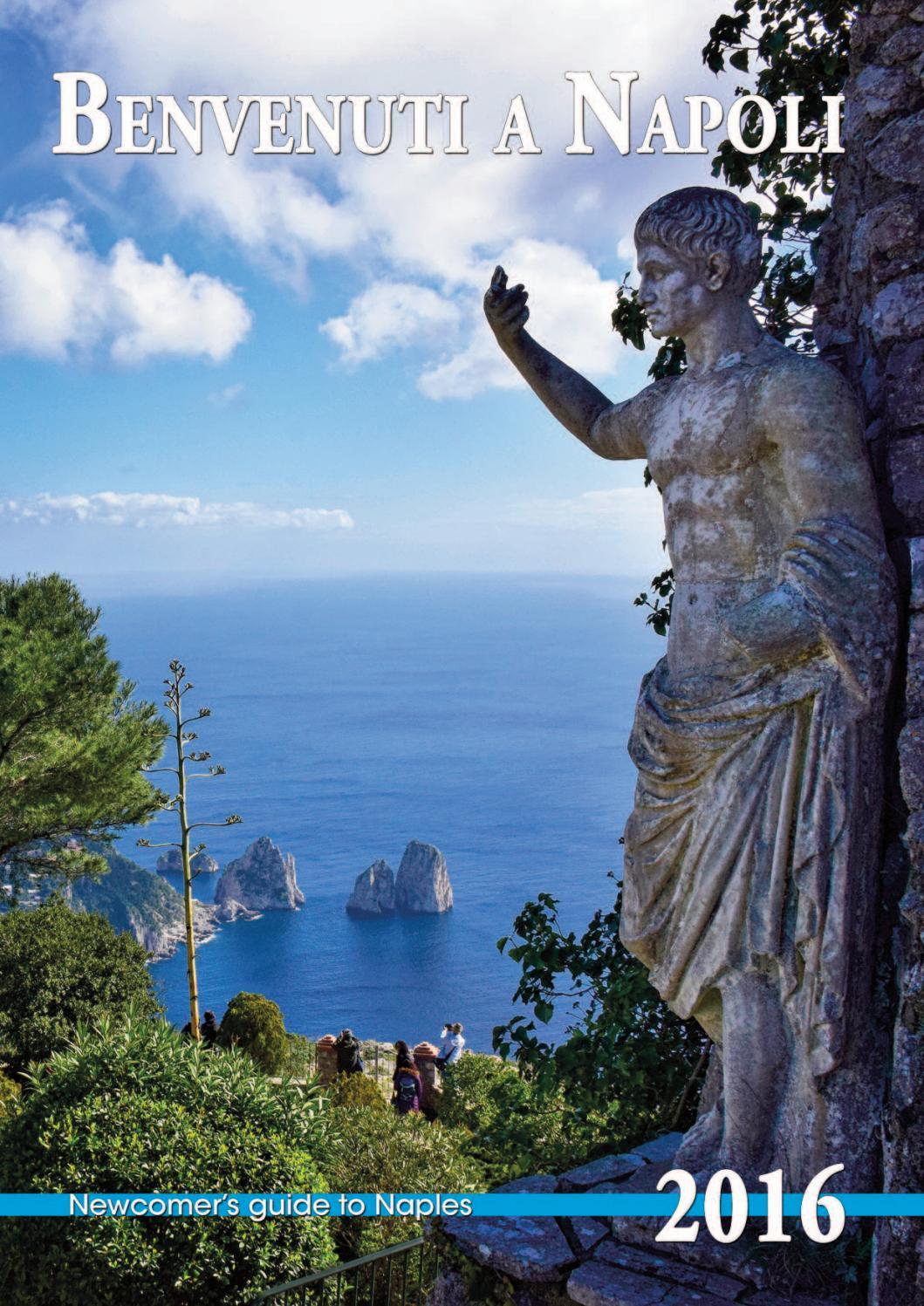 Benvenuti 2016 by NSA Naples - issuu 78266de229d3