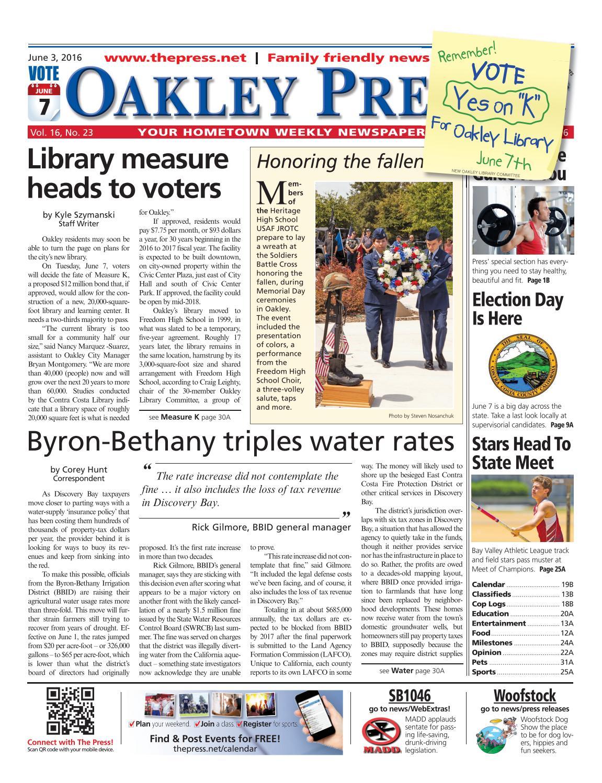 26068637f22 Oakley Press 06.03.16 by Brentwood Press   Publishing - issuu