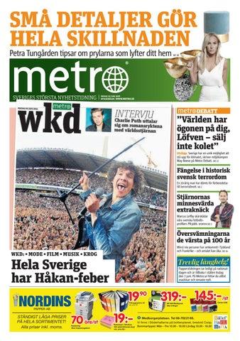 best service 18d19 84677 20160603 se stockholm by Metro Sweden - issuu