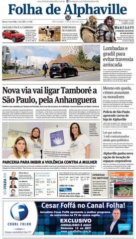 Edição 662 by Folha de Alphaville - issuu 1c7854b8baa