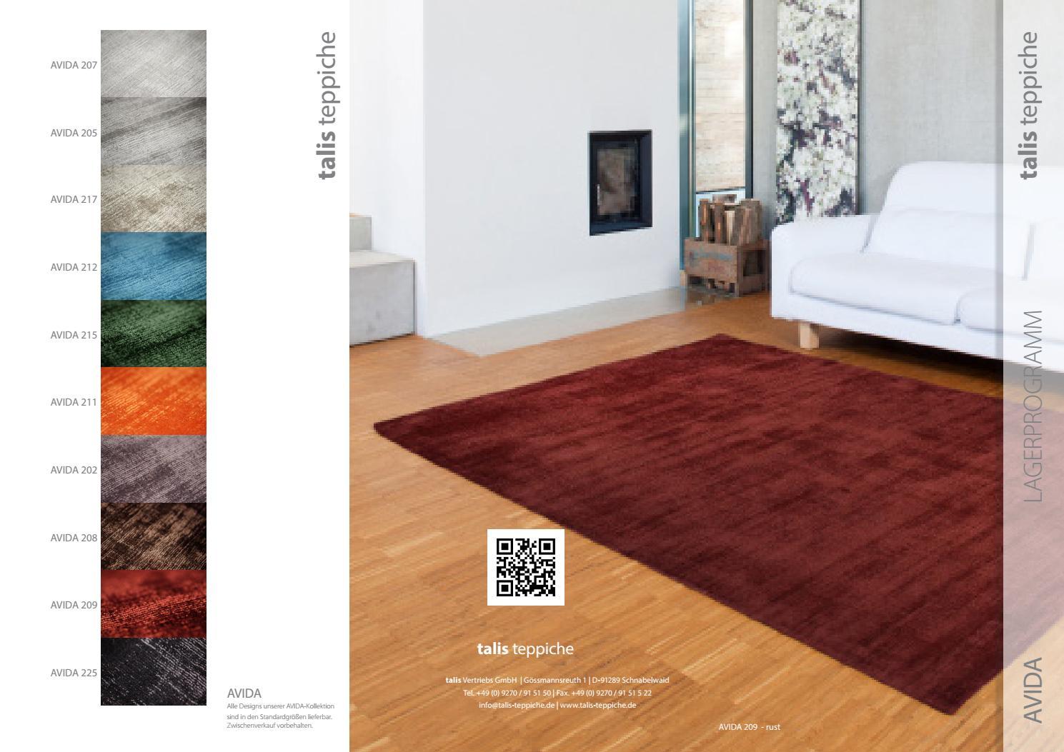 avida 2016 by talis teppiche issuu. Black Bedroom Furniture Sets. Home Design Ideas