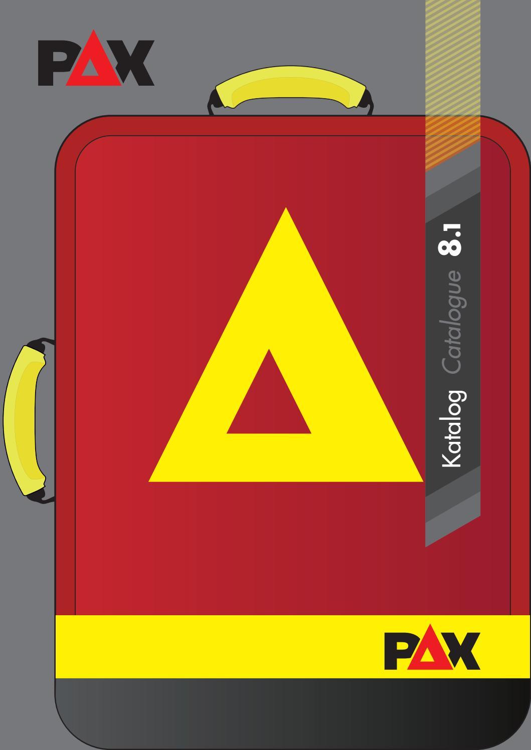 Pax catalog 8 1 complete 1115 pdf by Anders Haug Thomassen - issuu