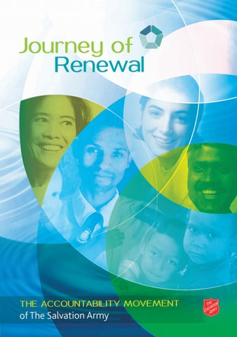 journey of renewal by salvation army ihq issuu