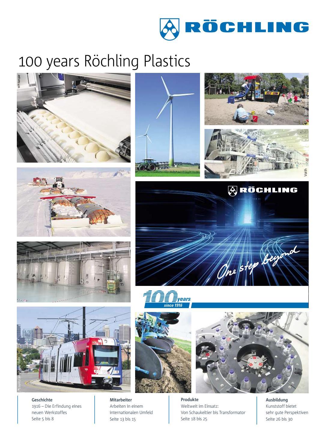 100 Jahre Rochling Plastics By Neue Osnabruecker Zeitung Issuu