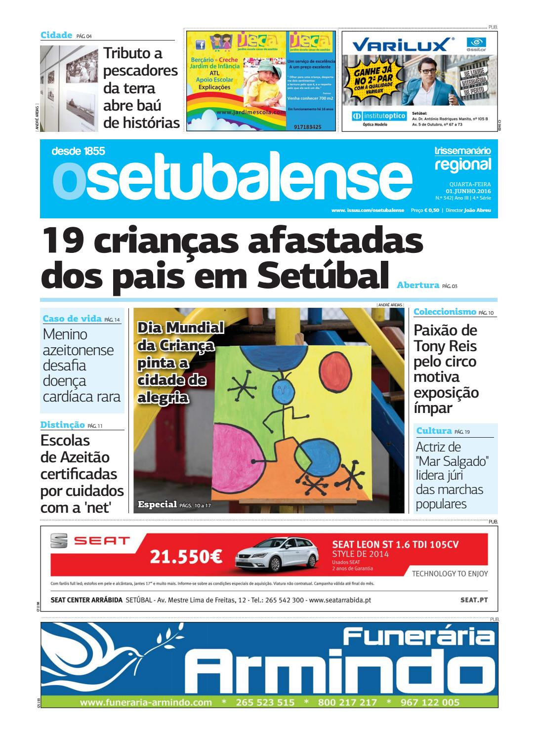 O Setubalense by O Setubalense - issuu 392f332c94