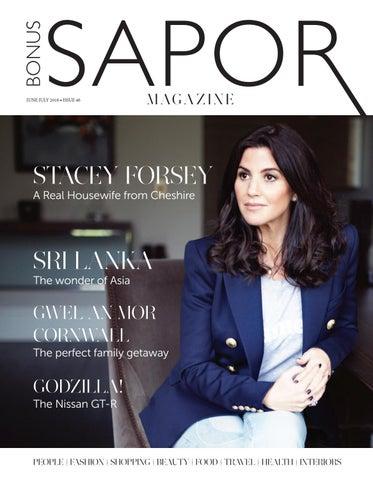 52f38c961e89 Bonus Sapor Magazine Jun | Jul 2016 by Salutions - issuu