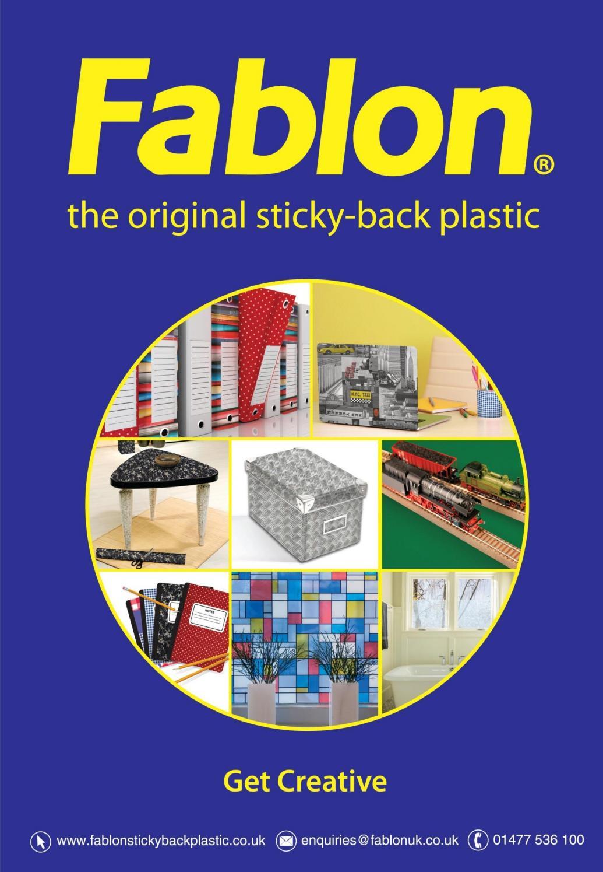 Sticky Back Plastic Self Adhesive Vinyl Fablon Spruce Light FAB11204