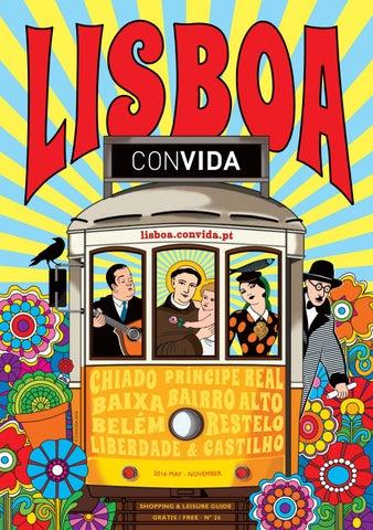 Lisboa ConVida   2016 mai-nov by ConVida - issuu 780f20ce0e