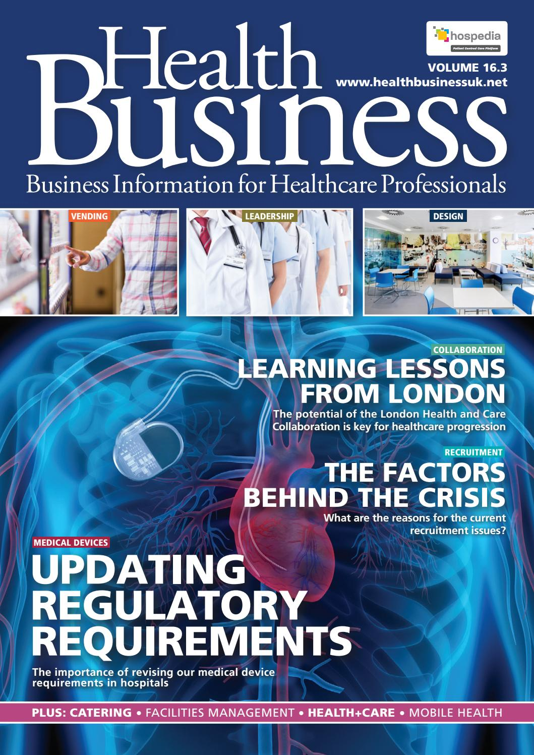 Health Business 163 By Psi Media Issuu Grade Bitesize Physics Generation Of Electricity Revision Page 3