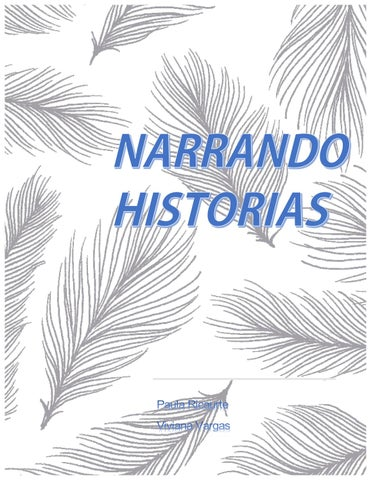 NARRANDO HISTORIAS by Paula Ricaurte - issuu