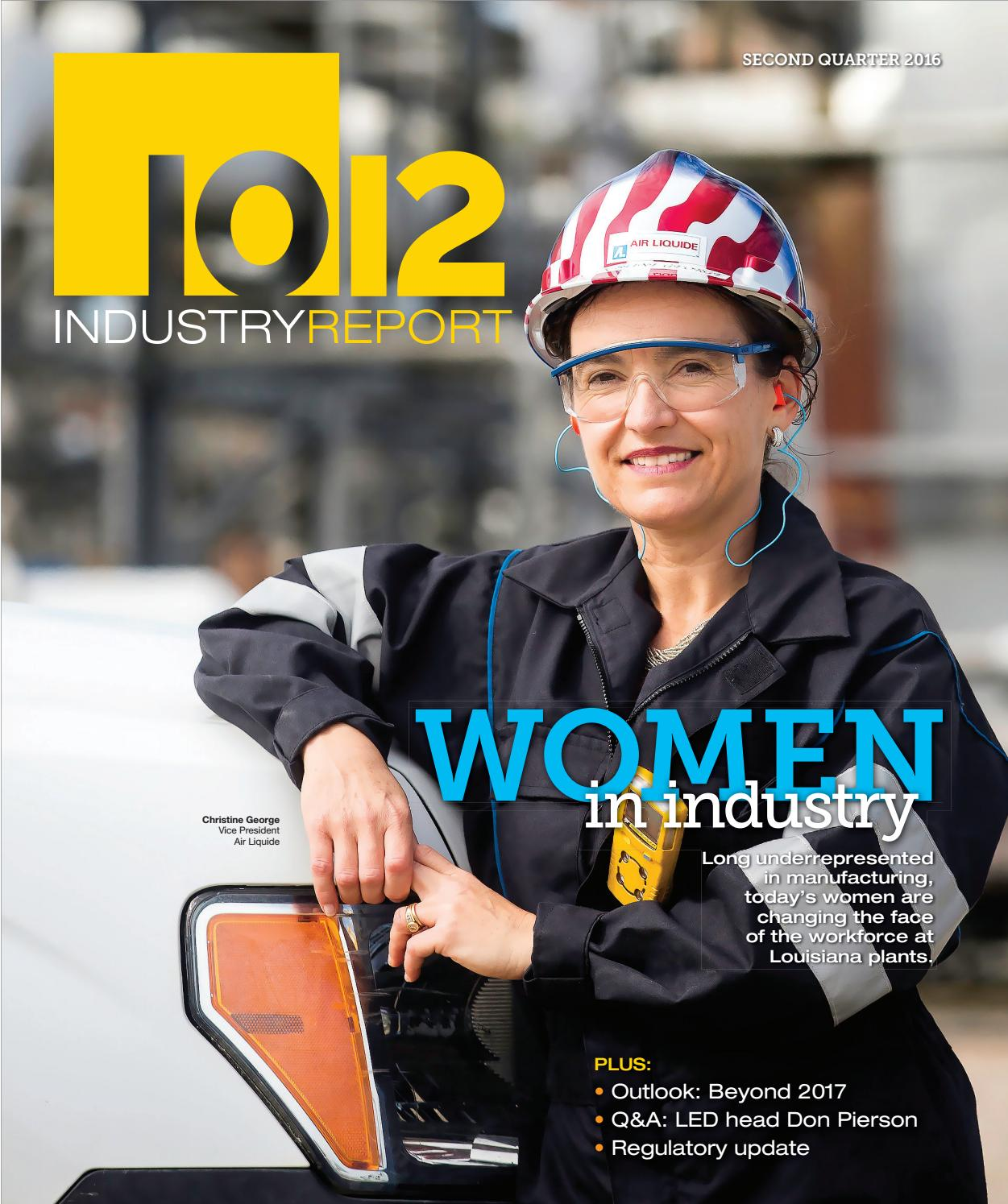 10/12 Industry Report [Q2 2016] by Baton Rouge Business
